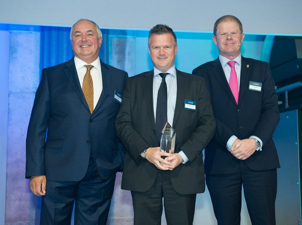 WINNER: BROKER NETWORK AWARDS 2016